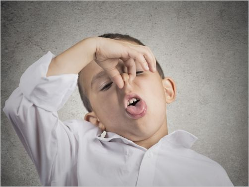 Bad Breath In Toddlers Can Be Very Serious If Not Treated