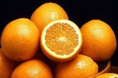 picture of oranges