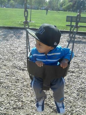 Day at the park!