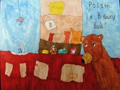 National Poison Prevention Poster Contest Winner 2011