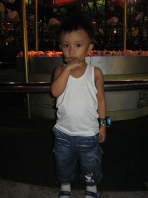 Rein Vincent 3 Years Old Philippines