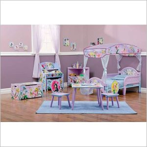 Tinkerbell Toddler Bed & Our Tinkerbell Toddler Bedding Is Exactly What Your Little Girl Is ...