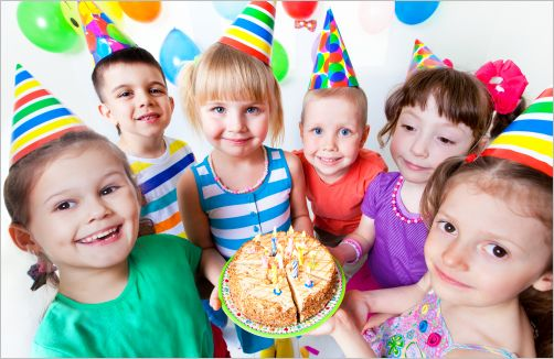 fun toddler birthday party game for the kids and the entire family
