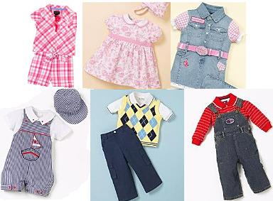 toddler boys and girls clothes