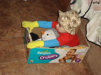 Cruisin' with Cruisers Pampers