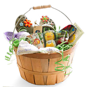 Eco Friendly Easter Basket